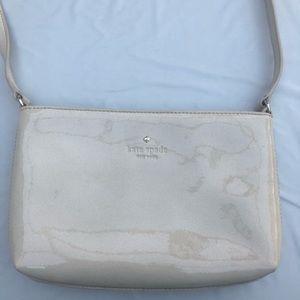 Kate Spade ♠️ Patent Leather Crossbody Bag